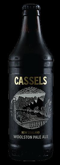Cassels Woolston Pale Ale Craft Beer
